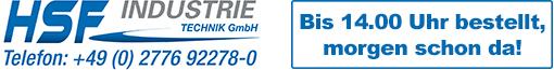 HSF Industrie Logo